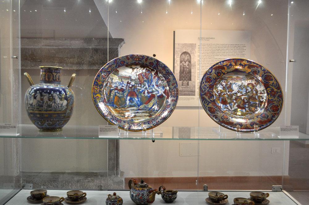 Museo Della Ceramica Di Deruta.Museo Della Ceramica Polo Museale Gualdo Tadino