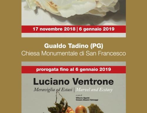 Luciano Ventrone presenta la sua allieva Tatsiana Naumcic