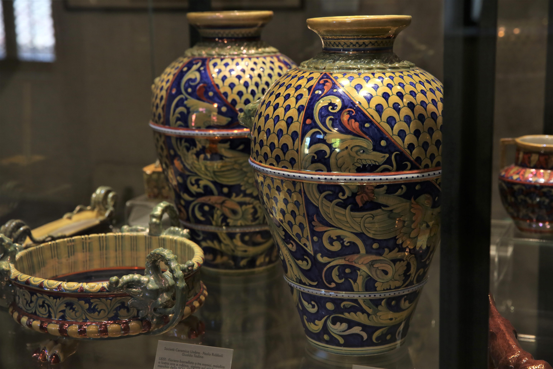 Ceramica Umbra San Giuseppe.Buongiorno Ceramica Polo Museale Gualdo Tadino
