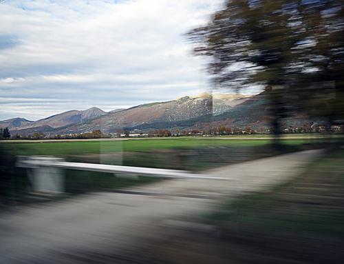 A Gualdo Tadino la fotografia in movimento di Giuseppe Pavone