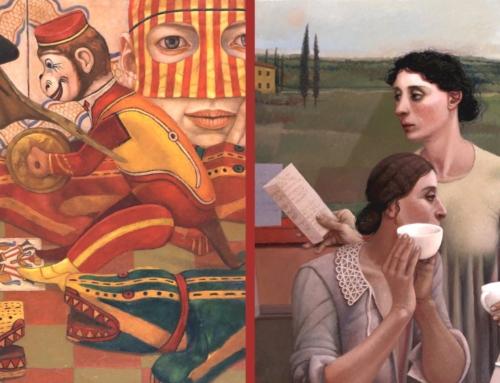 La grande pittura di figurazione americana a Gualdo Tadino